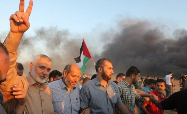 Mısırlı güvenlik heyeti Filistin için İsrail'de