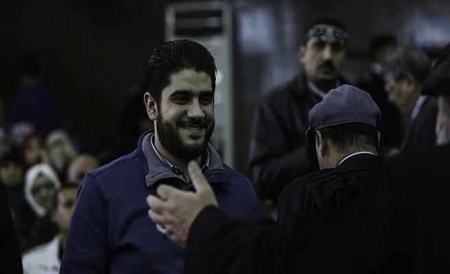 Mursi'nin oğlu uyuşturucu iftirasından aklandı
