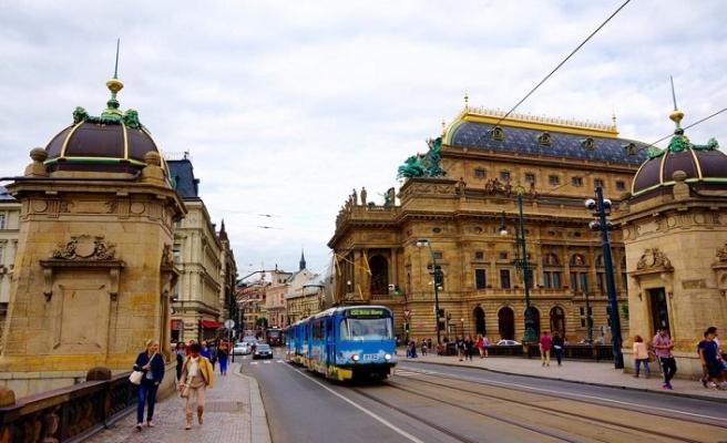 Müze Gibi Bir Şehir: Prag
