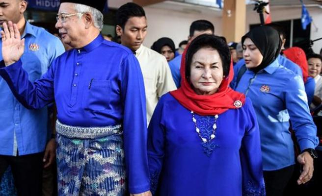 Necip Rezak'ın eşi serbest bırakıldı