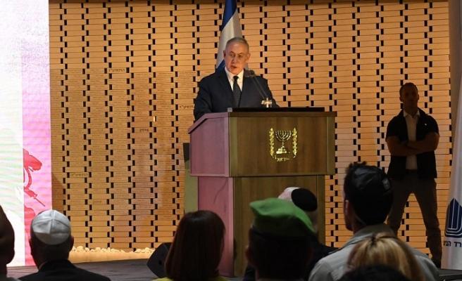 Netanyahu'dan Hamas'a tehdit