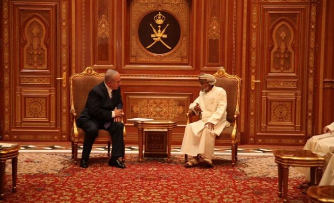 Netanyahu'dan Umman'a resmi ziyaret
