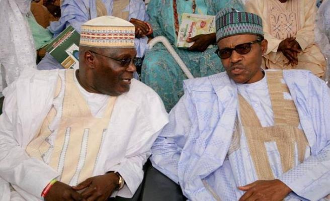 Nijerya'da Buhari'nin rakibi yardımcısı olacak