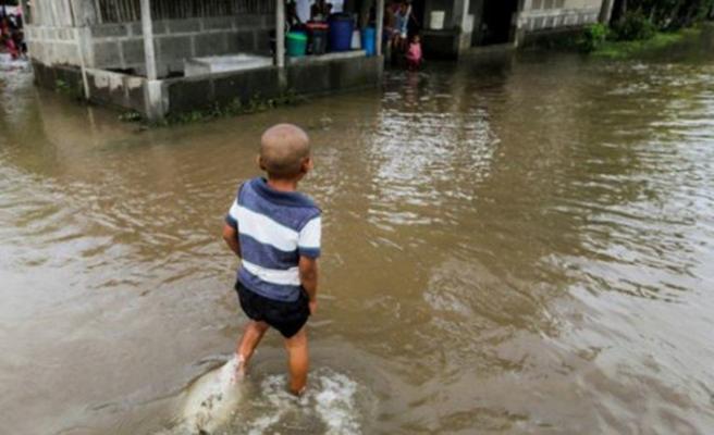 Nikaragua'da şiddetli yağış: 14 ölü