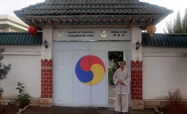 Orta Asya'daki tek Budist tapınağı için yıkım kararı