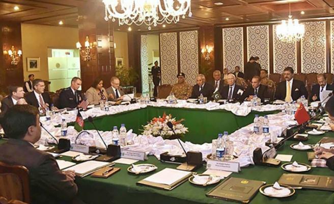 Pakistan'ın İslami partileri ve kanaat önderleri Afgan barışına destek verdi