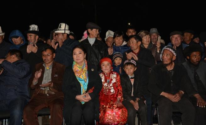 Pamir Kırgızları için eylem planı başlatıldı