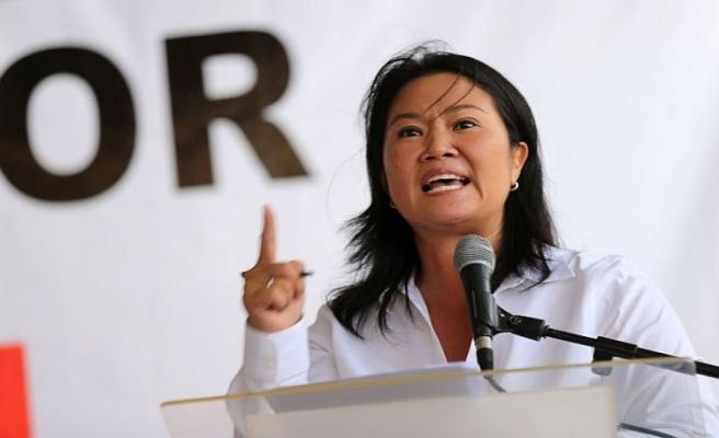 Perulu muhalefet lideri gözaltına alındı