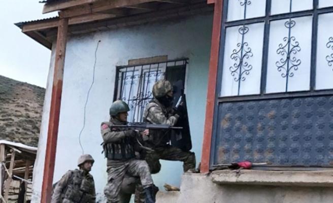 PKK'nın şehir yapılanmasına operasyon