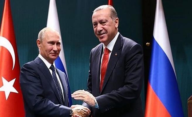 Putin İdlib'de Türkiye ile çalışmaktan memnun