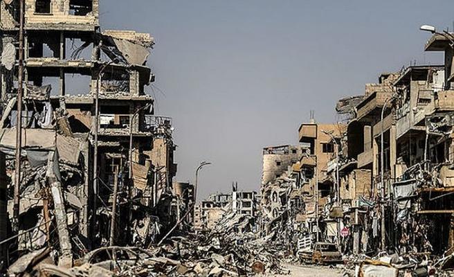"""""""Rakka'daki sivil ölümlerden ABD sorumlu"""""""