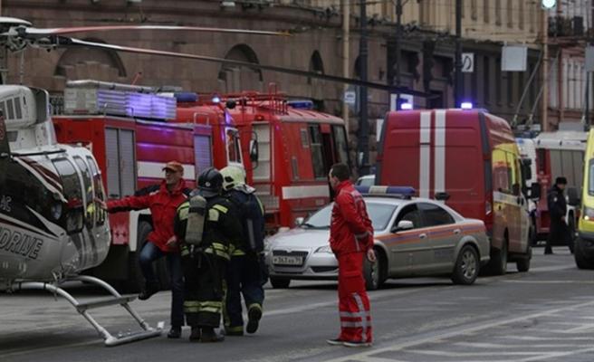 Rusya Federal Güvenlik Servisi binası yakınında patlama