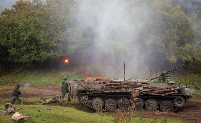 Rusya ve Pakistan'dan askeri tatbikat
