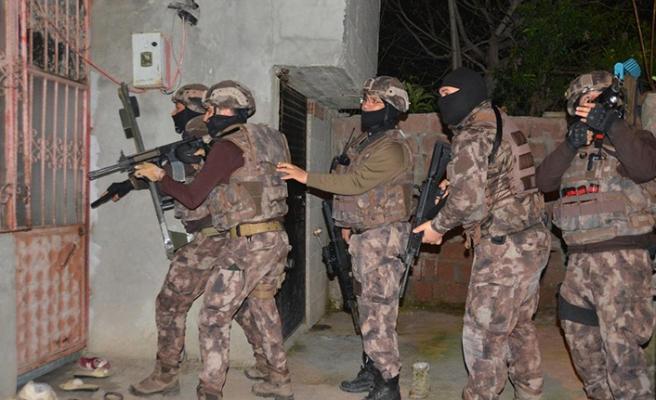 Samsun'da FETÖ zanlıları gözaltında