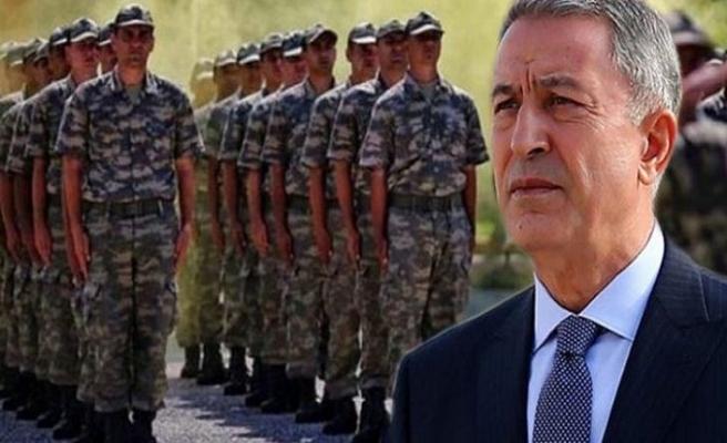 Savunma Bakanı Akar'dan 'Bölgede eylem' uyarısı