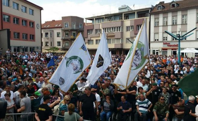 Bosna'da tehlikeli hamle