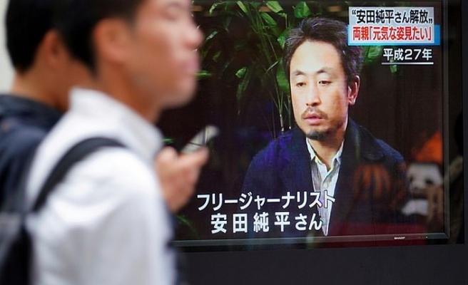 Serbest kalan Japon gazeteci esareti anlattı