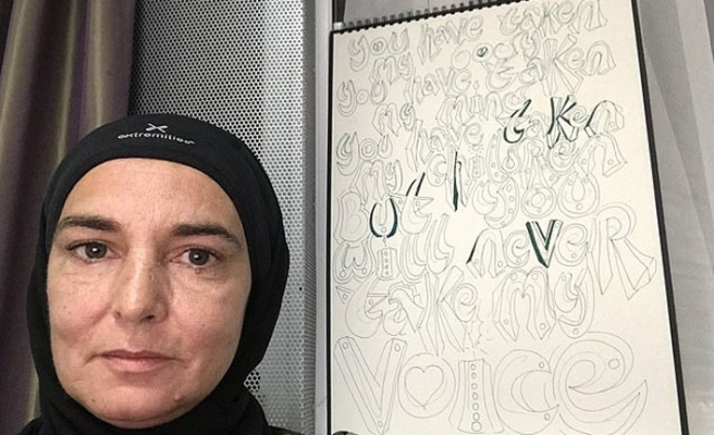 Sinead O'Connor Müslüman olduğunu açıkladı