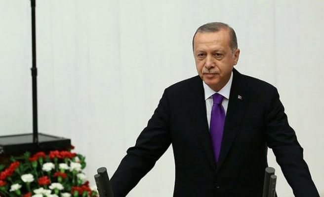 Erdoğan: Bölgede masada olduğunuz sürece sesiniz var