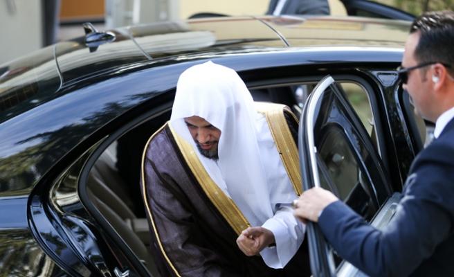 Suudi Arabistan Başsavcısı cinayet mahallinde
