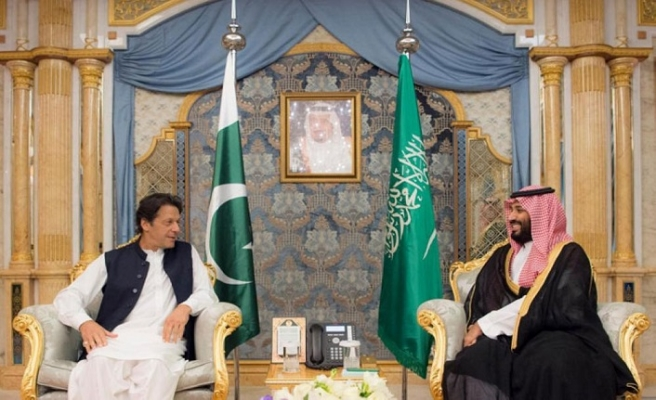 Suudi Arabistan'dan Pakistan'a borç