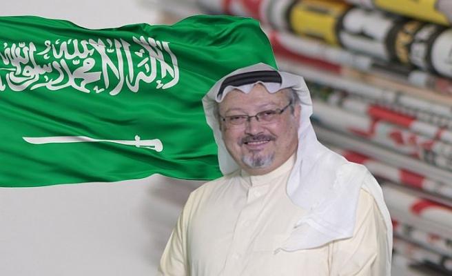 Suudi Arabistan medyasında Kaşıkçı krizi