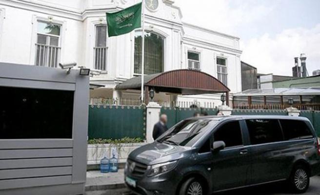 Suudi Başsavcı adliyeden ayrıldı