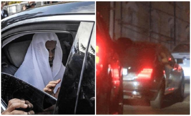 Suudi Başsavcıdan gece yarısı MİT ziyareti