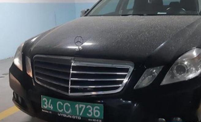 Suudi Konsolosluğunun 'Kayıp Mercedes'i Sultangazi'de ortaya çıktı