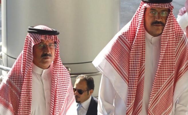 Suudi Prensin programından çekilen çekilene