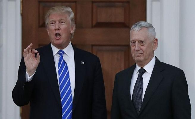 Trump'ın savunma bakanı da gidebilir