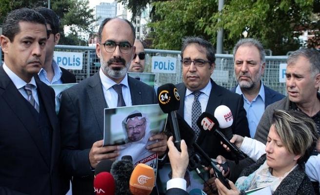 Kayıp gazeteci olayında son gelişmeler