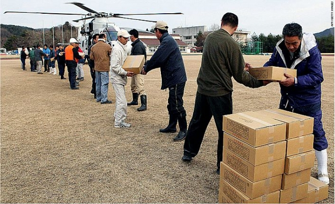 Uluslararası yardımlar azalıyor