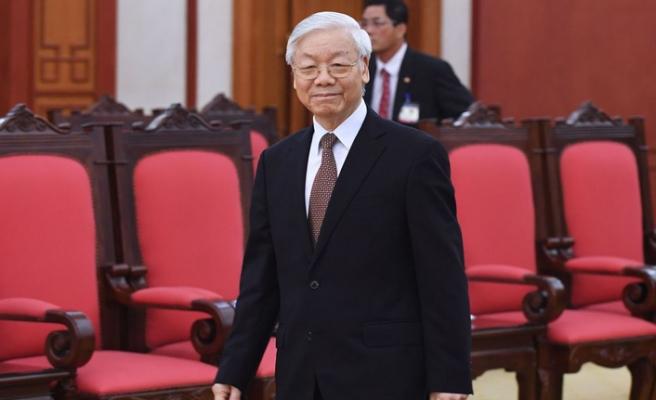 Vietnam'da Komünist Parti lideri devlet başkanlığına aday