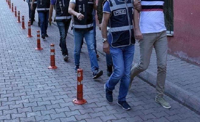 103 muvazzaf asker hakkında gözaltı kararı