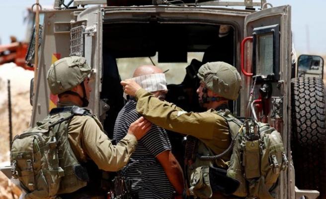19 Filistinli gözaltına alındı