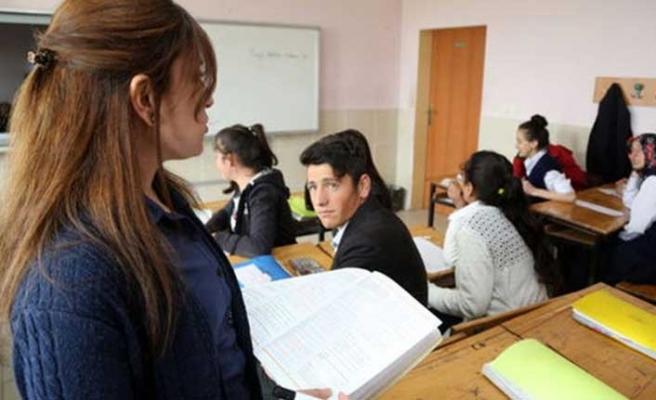 20 bin sözleşmeli öğretmen kontenjanı açıklandı