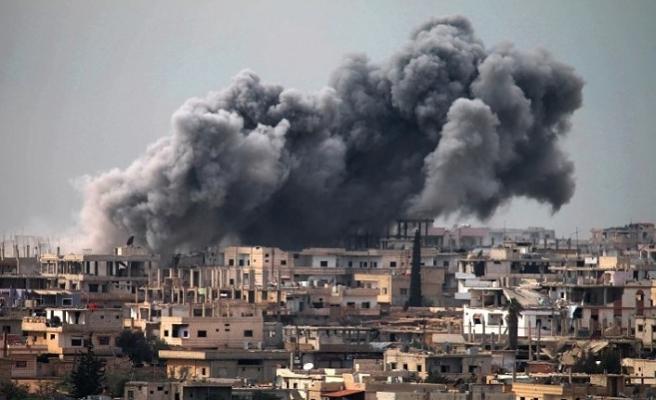 ABD öncülüğündeki koalisyon yine sivilleri vurdu