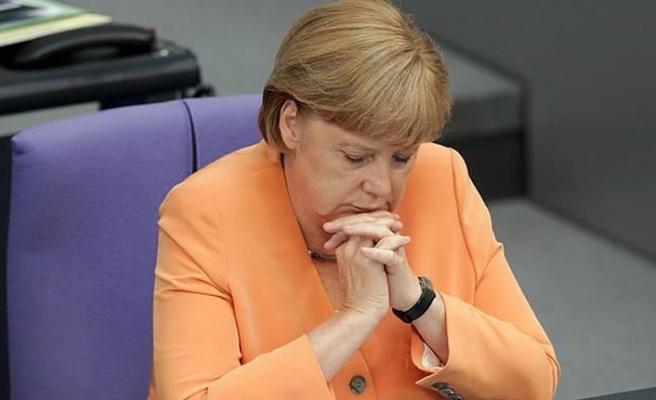Almanya, İsrail'in saldırganlığını görmedi