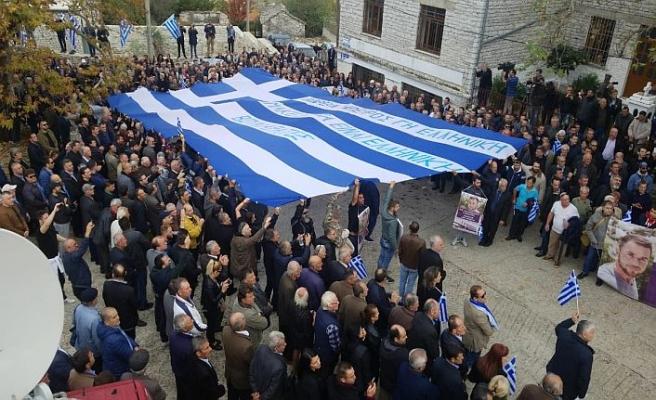Arnavutluk'ta 52 Yunan vatandaşı