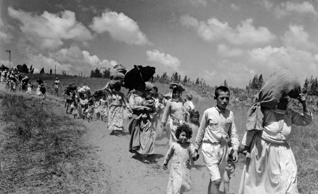 Balfour Deklarasyonu Yahudi göçünü başlatmıştı
