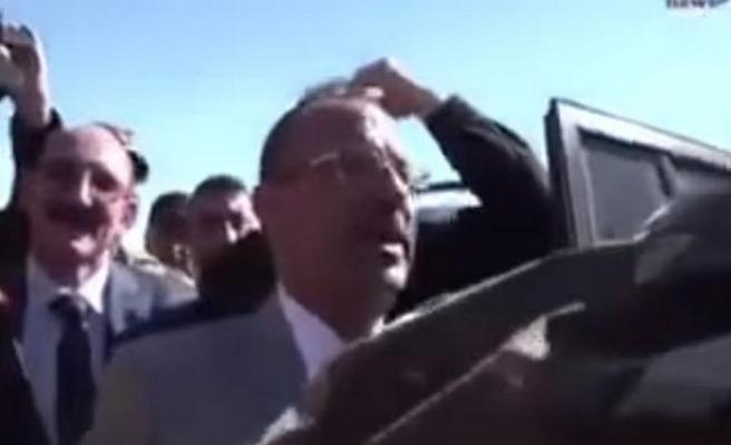 Barzani'yi destekleyen kaymakam Sincar'dan kovuldu