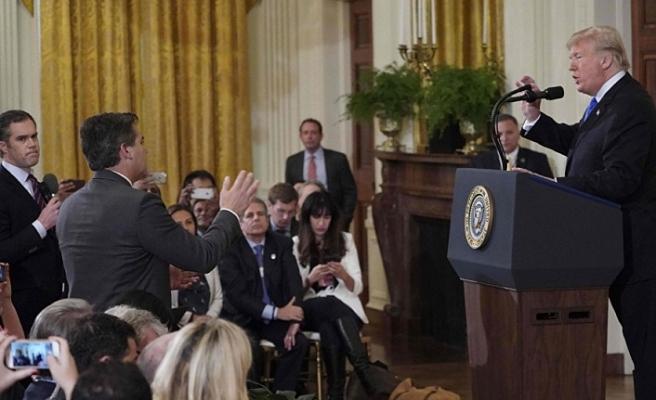 Beyaz Saray'dan, muhabirlere yeni kurallar