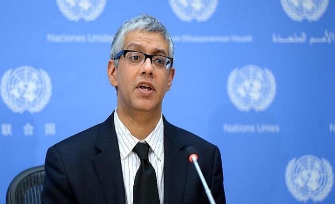 BM'den Kaşıkçı açıklaması