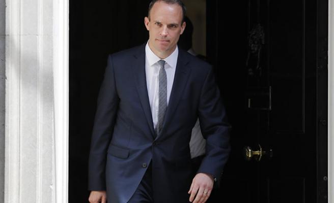 Brexit Bakanı Raab istifa etti