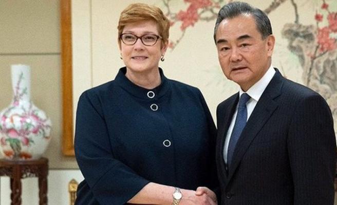 Avustralya'nın Çin ile Pasifik ve Uygur diplomasisi