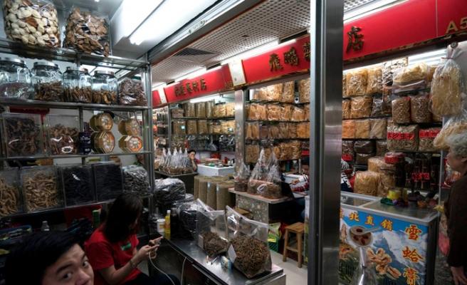 Çin'de gergedan ve kaplan avı yeniden başlayabilir