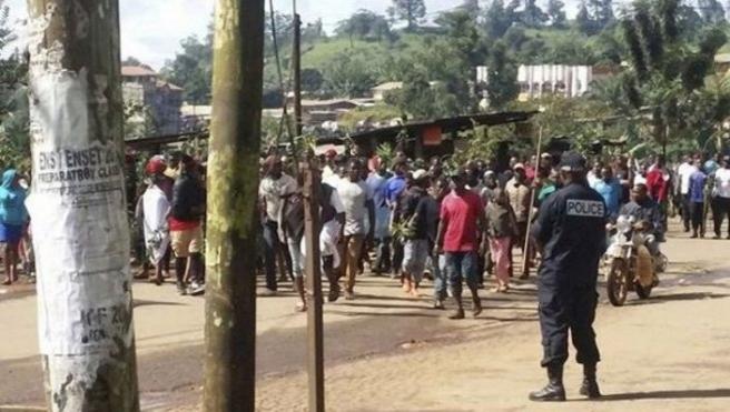Çoğu öğrenci 80 kişi kaçırıldı