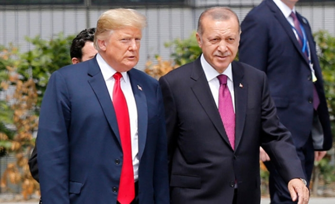 Cumhurbaşkanı Erdoğan: Trump ile Münbiç'i görüşeceğiz