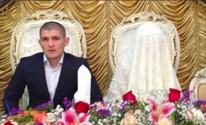 Dağıstanlı Habib'in eşi en çok merak edilenler arasına girdi